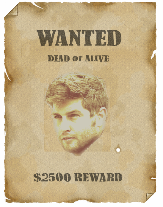 Wanted Dead Or Alive Png Vector, Clipart, PSD.