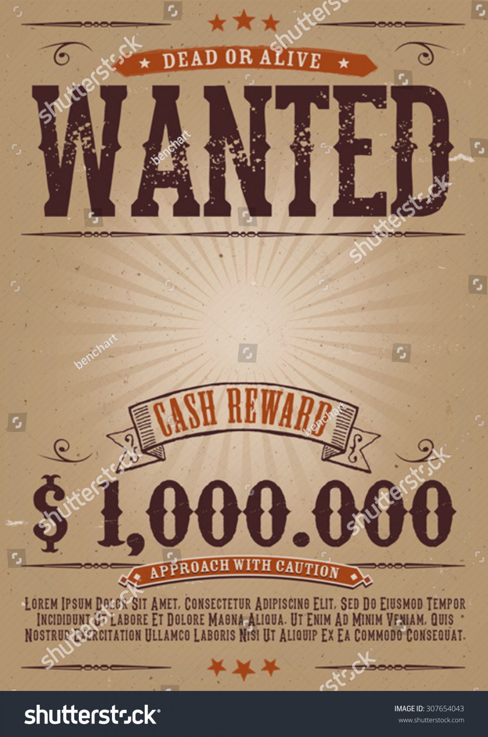 011 Wanted Template For Students Poster Free Filename.