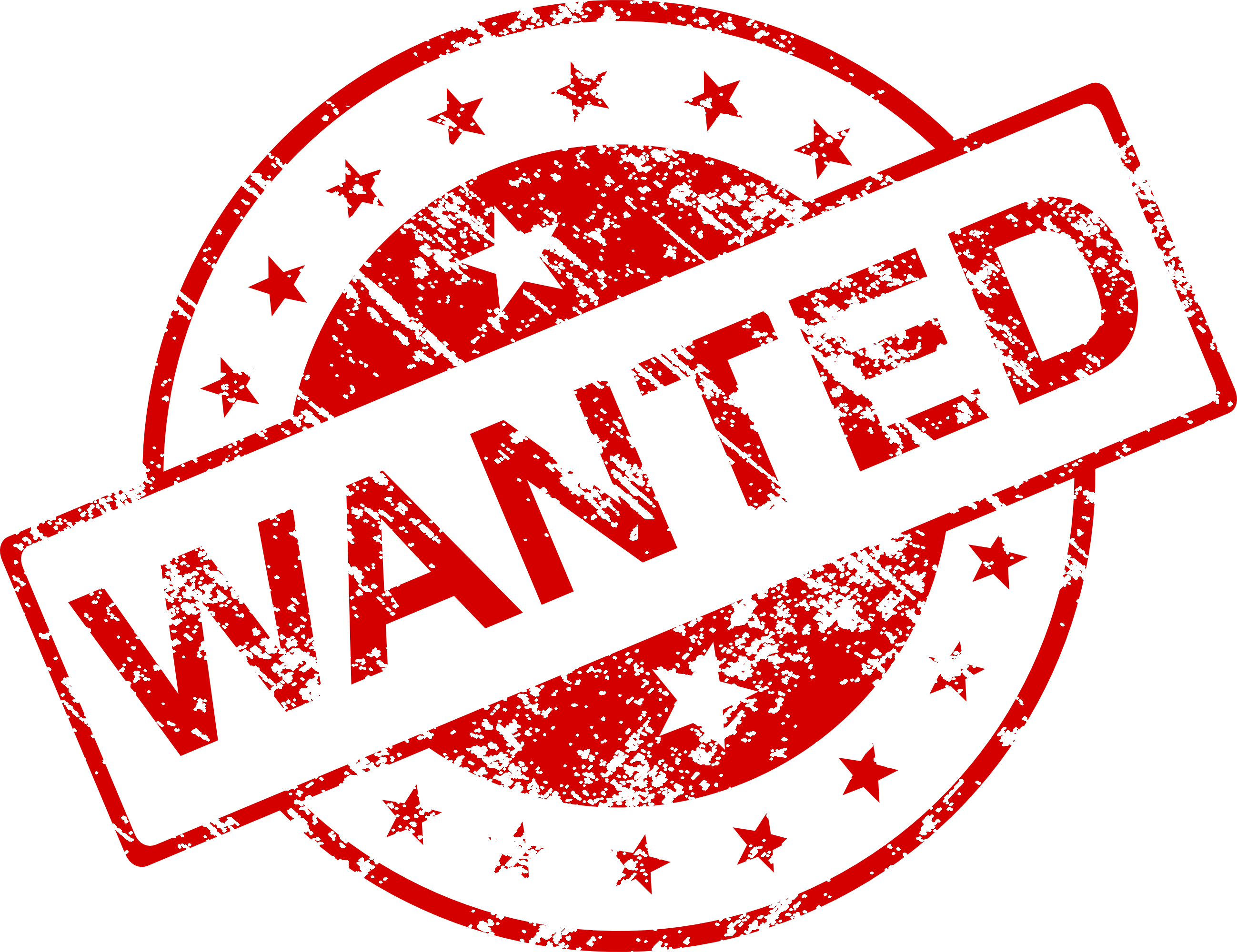 Wanted PNG Images Transparent Free Download.