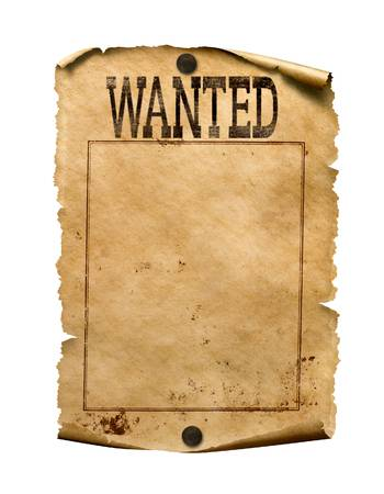 1,660 Wanted Poster Stock Illustrations, Cliparts And Royalty Free.
