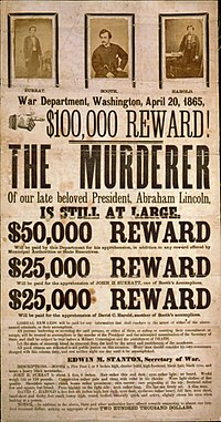 reward posters.
