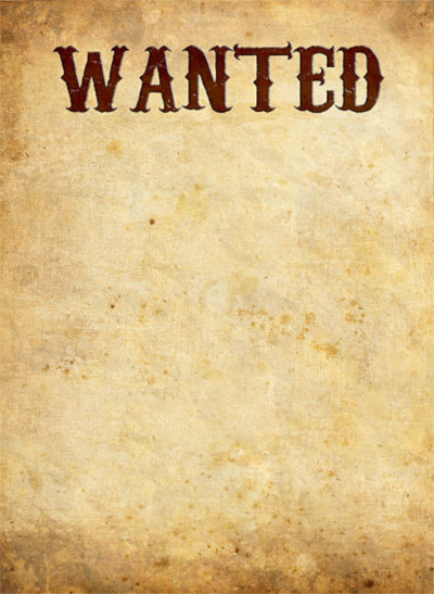 Wanted Poster Png (107+ images in Collection) Page 2.
