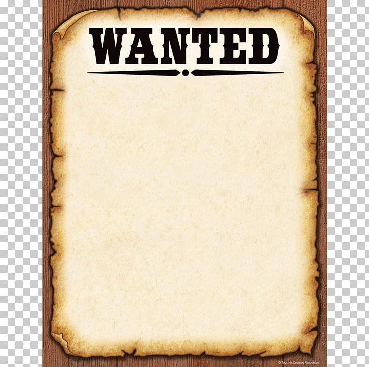 Paper Teacher Template Wanted Poster Education PNG, Clipart.