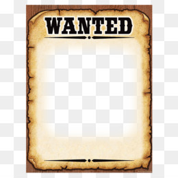 Wanted Poster Png (107+ images in Collection) Page 1.
