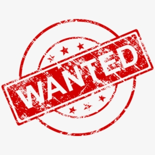 Wanted Stamp Png Free Download.