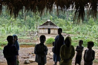 Children \'abandoned\' in PNG amid breakdown in traditional.