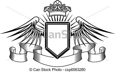Wappen Illustrationen und Clip.