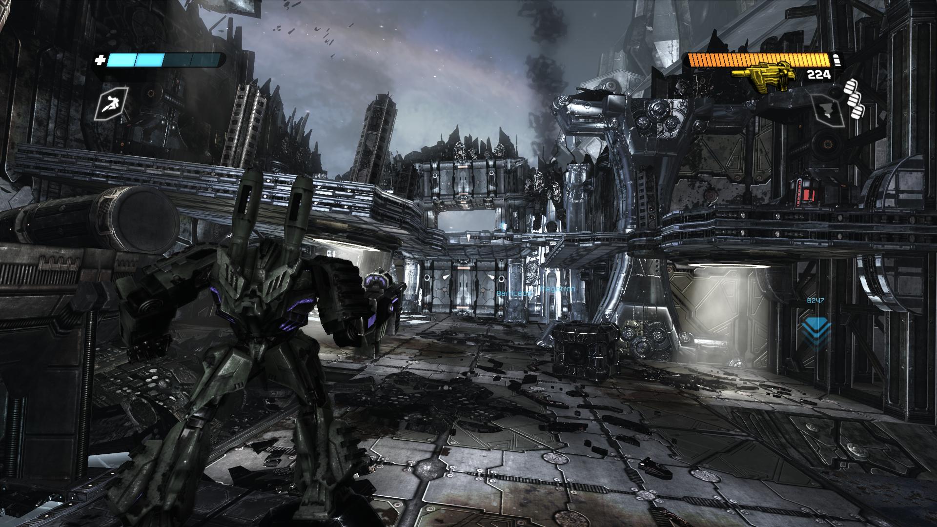 Transformers: War for Cybertron HD Wallpaper.
