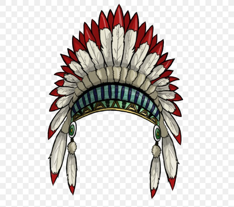 War Bonnet Headgear Native Americans In The United States.