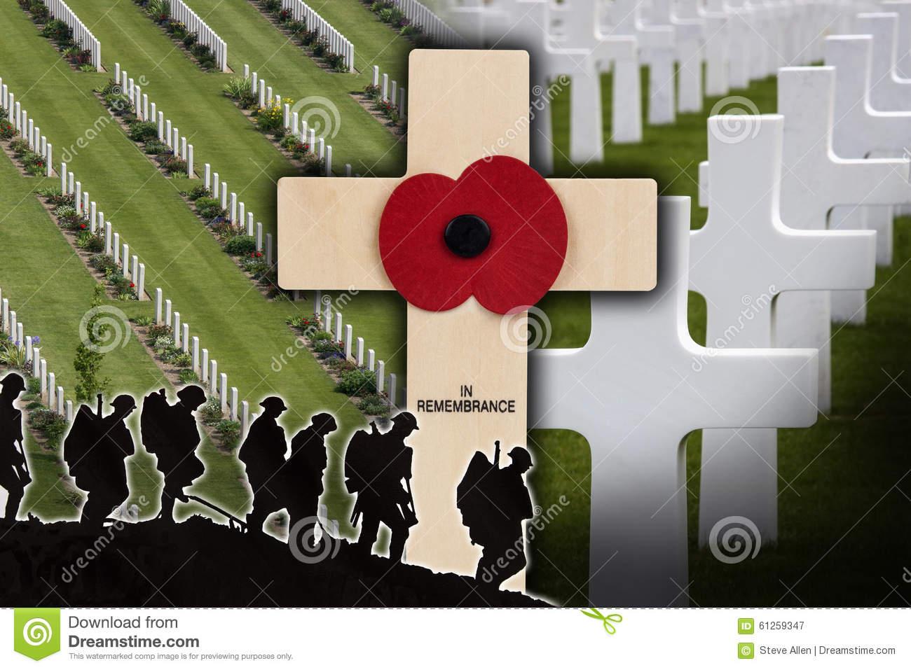 War Cemetery.