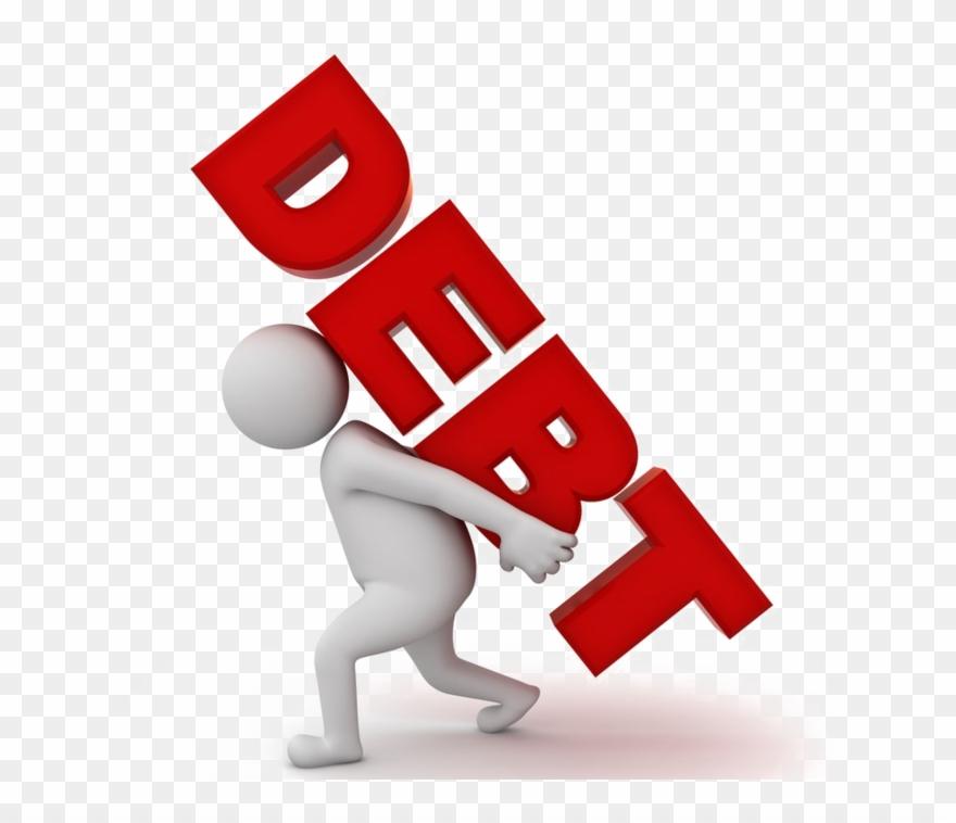 Debt Png Photo.