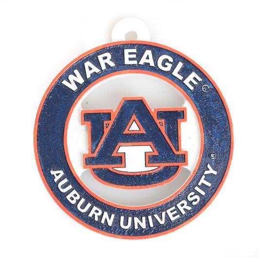 AU Logo War Eagle Auburn University Ornament.