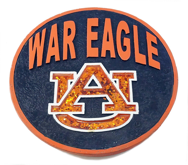 Hanna\'s Handiworks Auburn University War Eagle Stepping Stone.