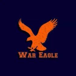 War eagle Logos.