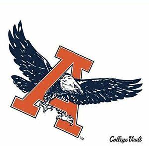 Details about Auburn Tigers War Eagle Die Cut Decal 4\