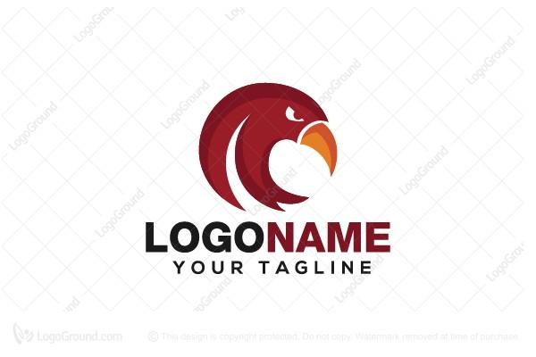Exclusive Logo 36823, War Eagle Logo.