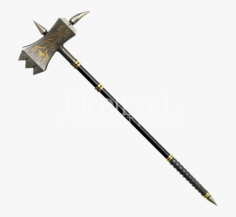 Weapon Clipart Warhammer.