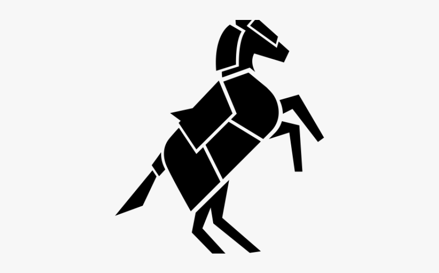 Stallion Clipart War Horse.