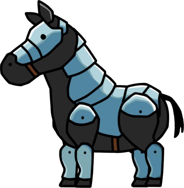 Clipart horse war horse, Clipart horse war horse Transparent.
