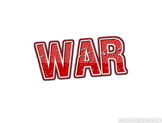 war Logo.