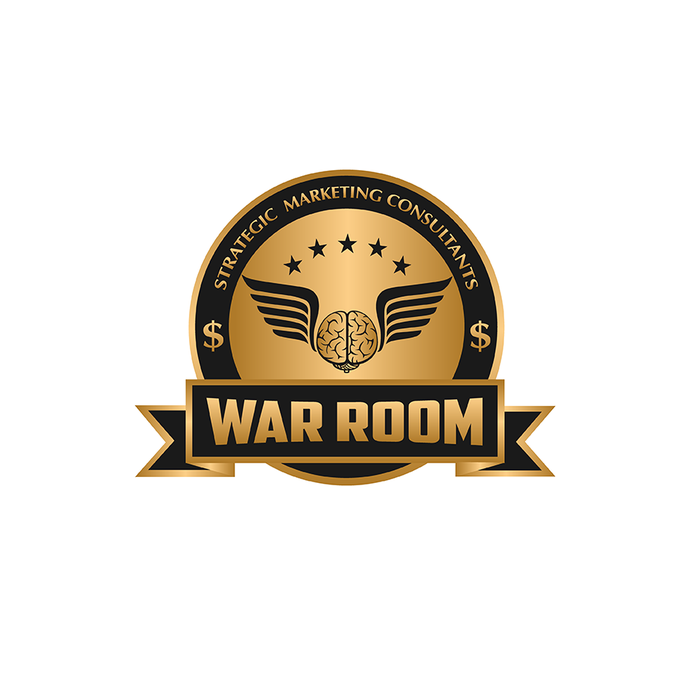 Design a military style logo for War Room.