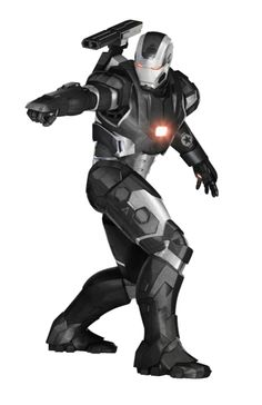 War Machine II Play Imaginative Super Alloy x Iron Man 14th Scale.