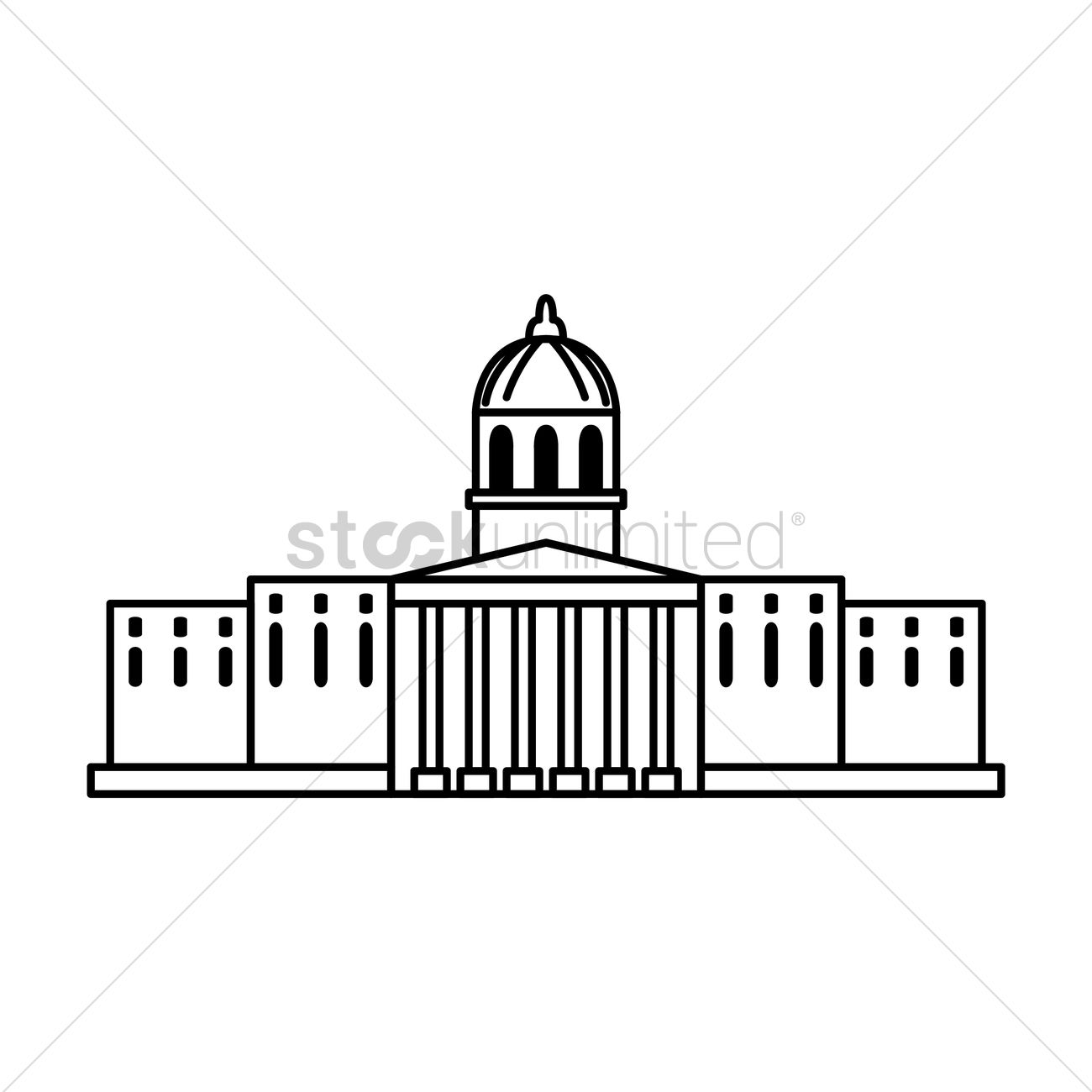 Imperial war museum Vector Image.