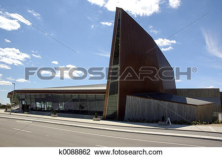Stock Photo of National War Museum, Ottawa k0088862.