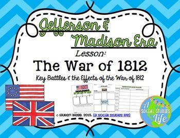War of 1812.