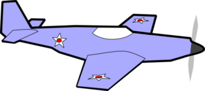 Flying Cartoon Plane Clip Art at Clker.com.