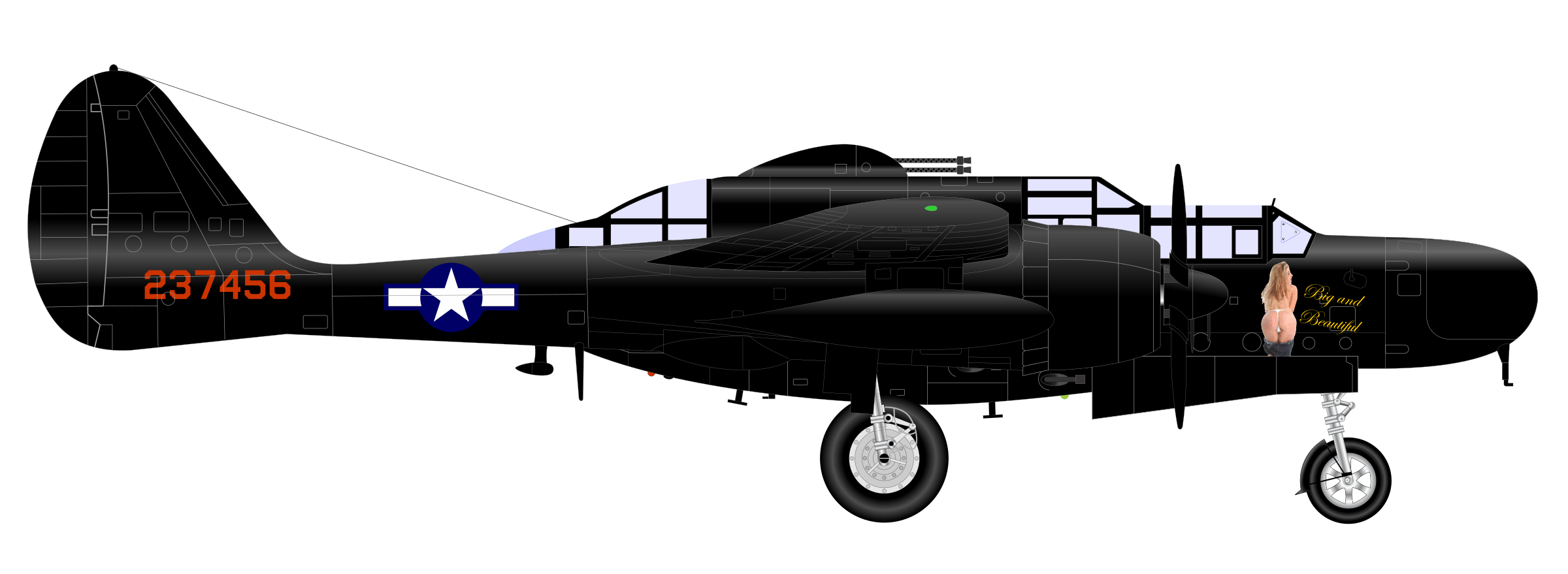Free to Use & Public Domain Military Aircraft Clip Art.