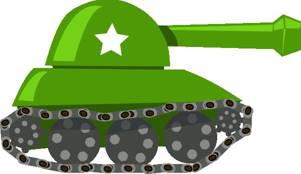 War Tank Clip Art at Clker.com.