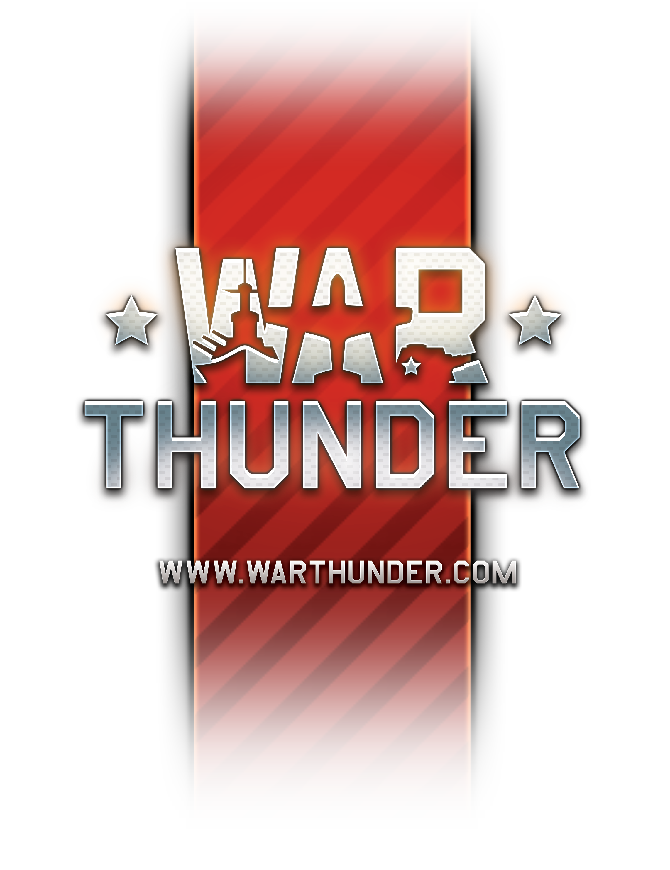 Ordered War Thunder stickers on a website. (Details and.