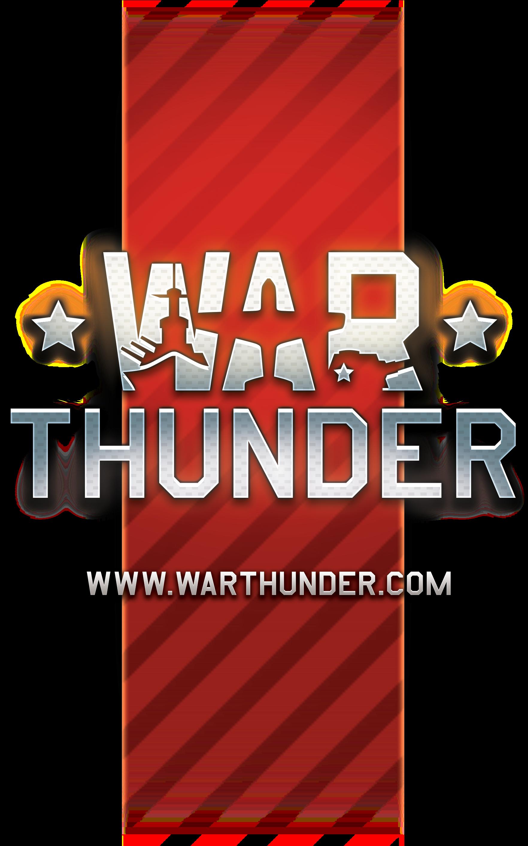 Transparent War Thunder Logo Png.