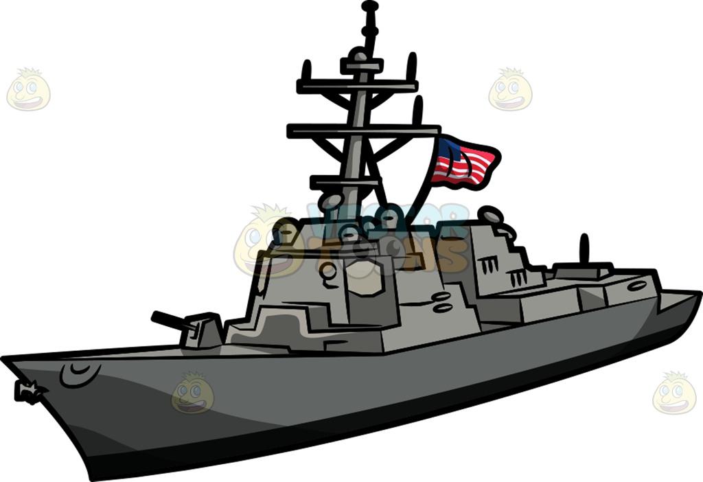 The Uss Jason Dunham War Ship.