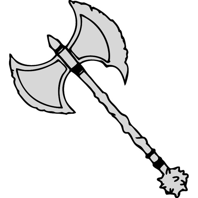 Free Battle Axe Cliparts, Download Free Clip Art, Free Clip.