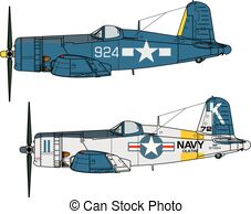 Wwii warbird airplane illustration Illustrations and Stock.