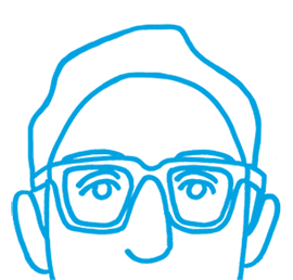 Warby Parker Logo.