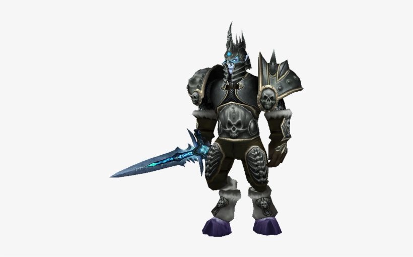 The Lich King Armor For Characters.