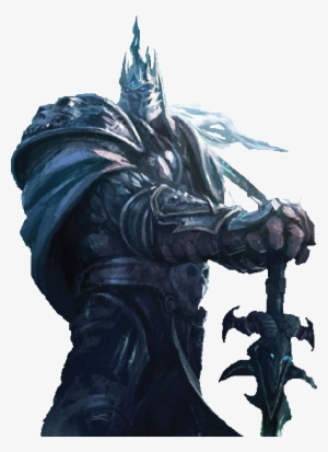 Lich King Png PNG Images.