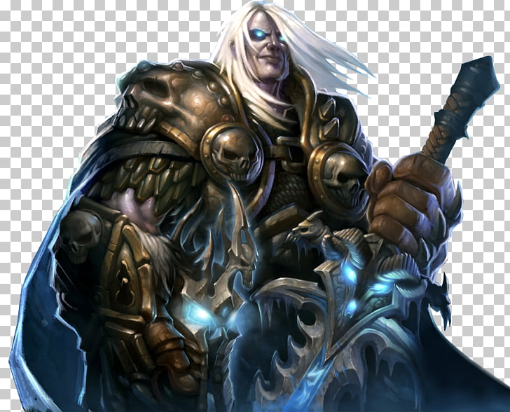 World of Warcraft: Wrath of the Lich King Video game Cube.