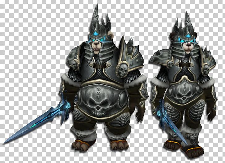 World Of Warcraft: Wrath Of The Lich King Armour Pandaren.