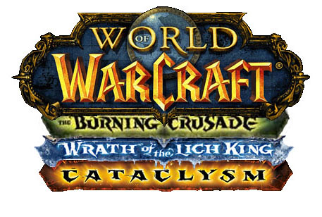 World of Warcraft Multi Logo.