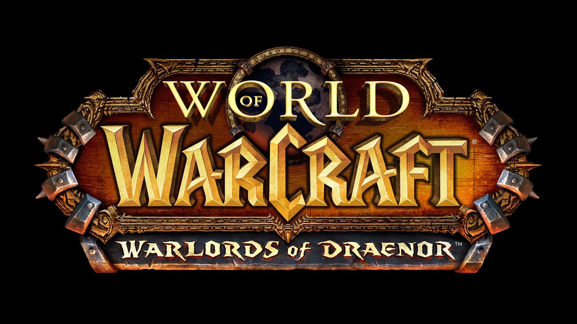 Why is the World of Warcraft: Battle for Azeroth logo blue.