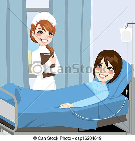 Nurse patient Stock Illustrations. 9,849 Nurse patient clip art.