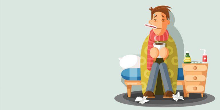 How to Get through the Flu.