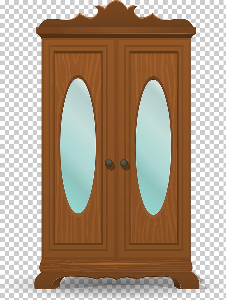 Cupboard Closet Cabinetry , Solid wood wardrobe PNG clipart.