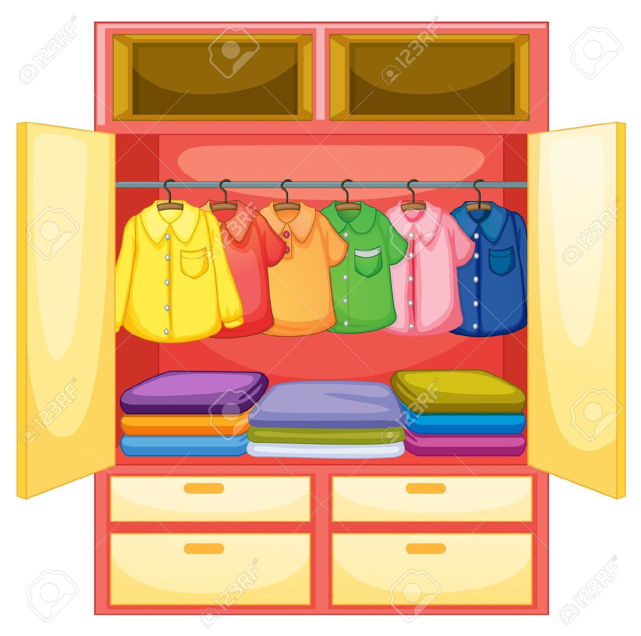 Wardrobe clipart  Wardrobe clipart - Clipground