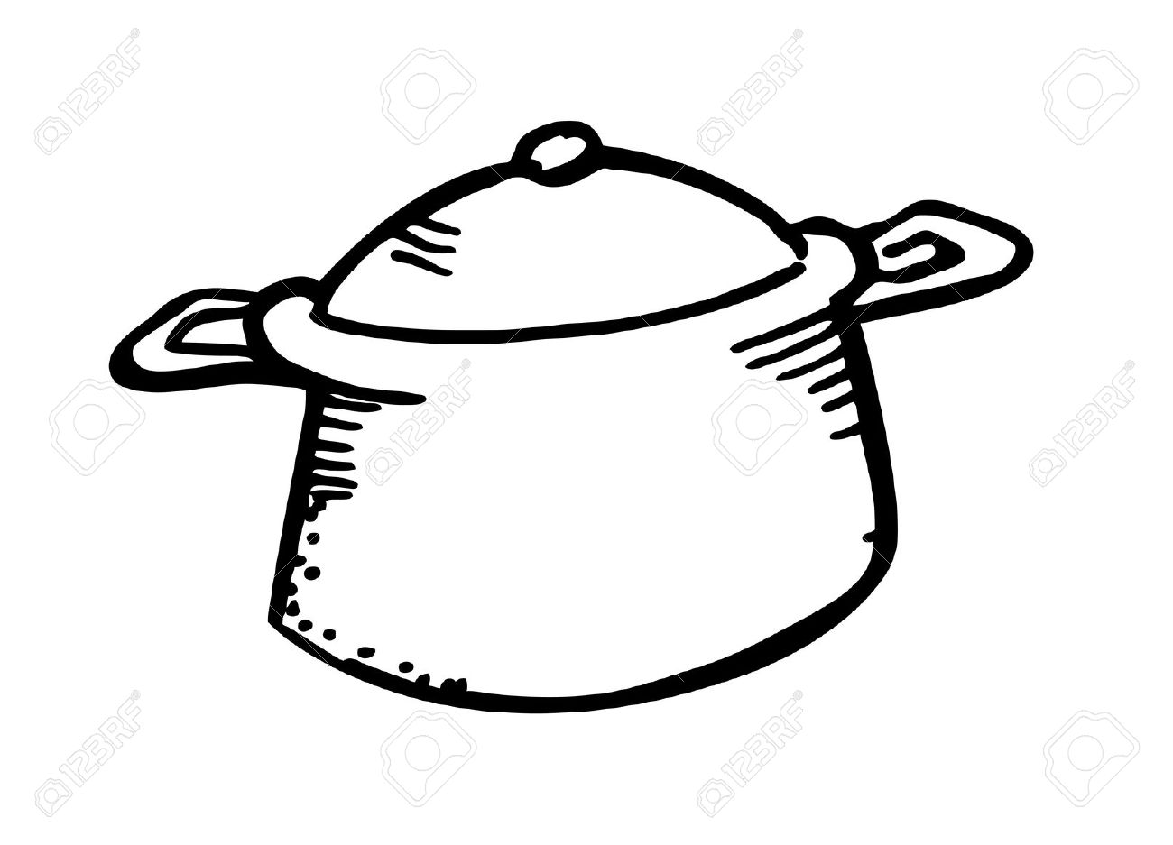Cooking Ware Doodle Royalty Free Cliparts, Vectors, And Stock.
