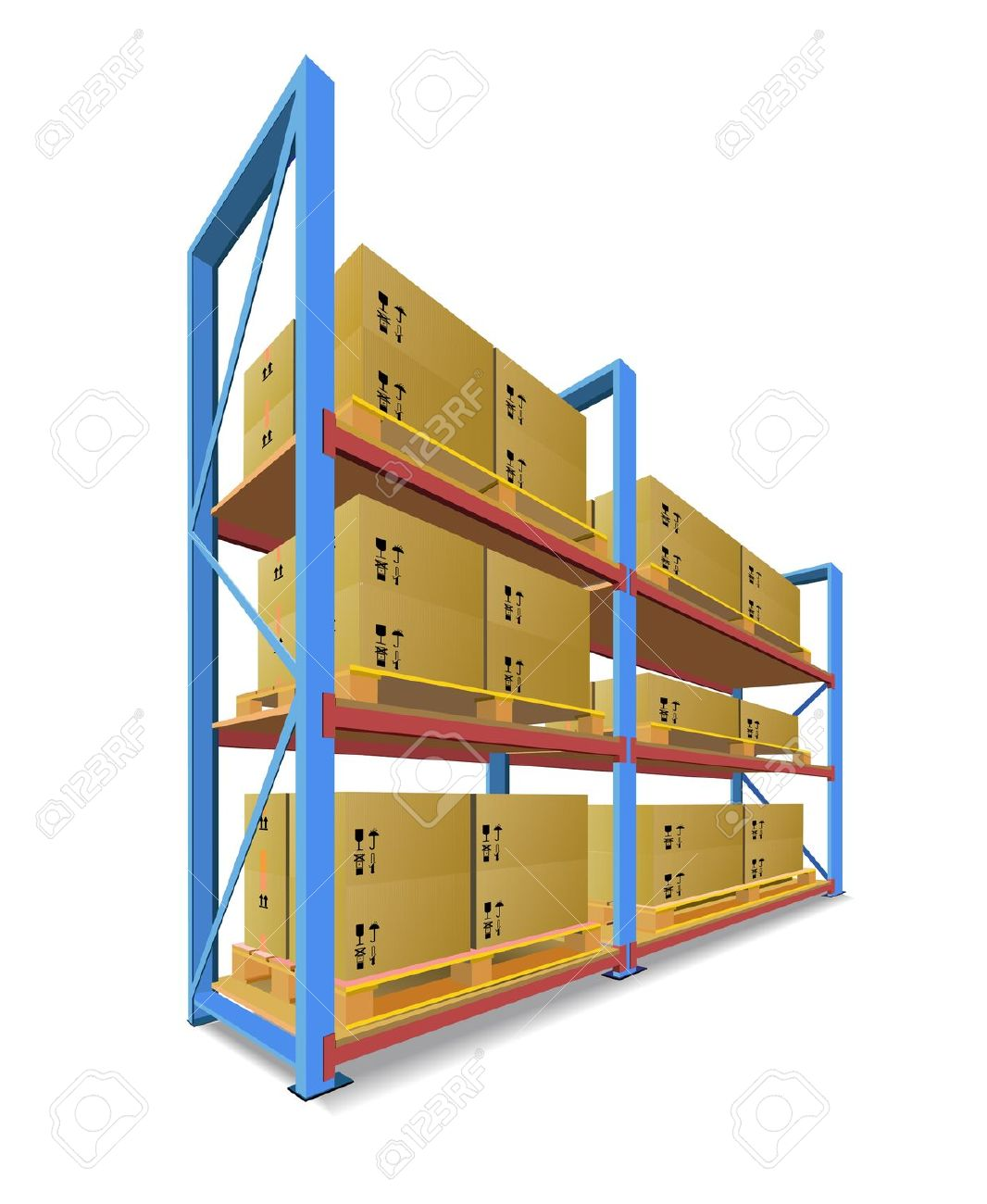 Warehouse pictures clip art.